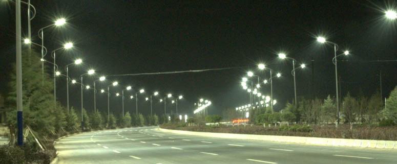 LED Street Light Projects 14